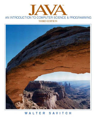 Java: An Introduction to Computer Science and Programming: International Edition