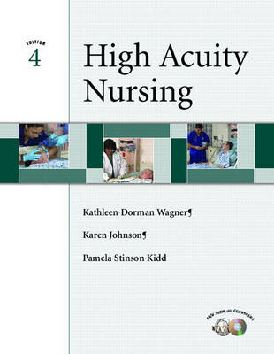 High Acuity Nursing 4ed