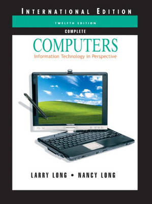 Computers: Information Technology in Perspective