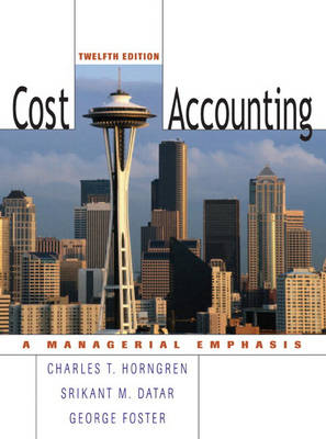 Cost Accounting: United States Edition