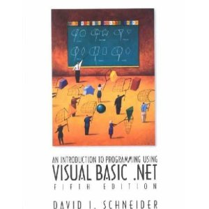 Intro To Programming Using Visual Basic.net 5ed + Vs.net Dvd