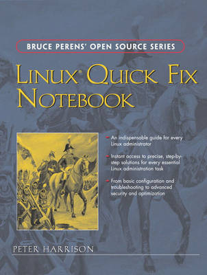Linux Quick Fix Notebook