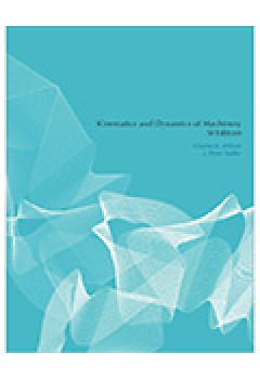 Kinematics and Dynamics of Machinery SI