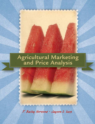 Agricultural Marketing and Price Analysis