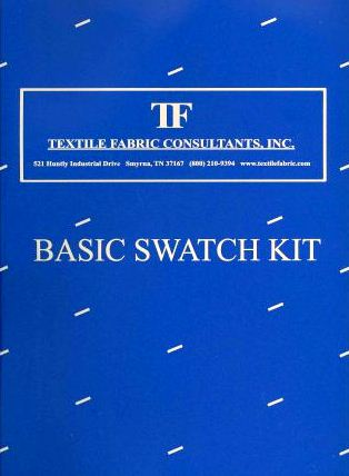TFC Swatch Kit for Textiles