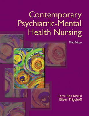Contemporary Psychiatric-Mental Health Nursing