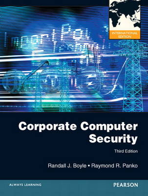 Corporate Computer Security: International Edition