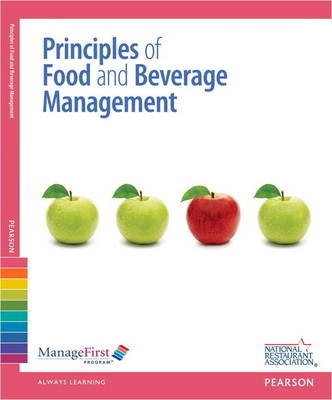 ManageFirst: Principles of Food and Beverage Management with Answer Sheet
