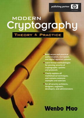 Modern Cryptography: Theory and Practice (paperback)