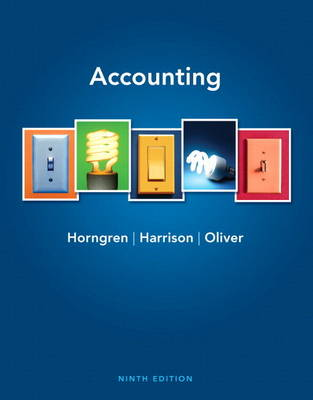 Accounting Plus New MyAccountingLab with Pearson Etext -- Access Card Package