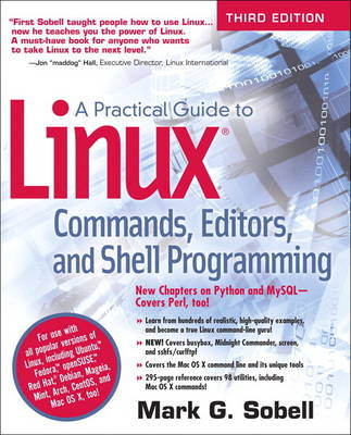 A Practical Guide to Linux Commands, Editors and Shell Programming