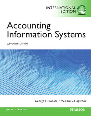 Accounting Information Systems: International Edition