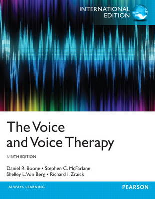 Voice and Voice Therapy, The: International Edition