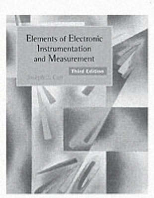 Elements of Electronic Instrumentation and Measurements