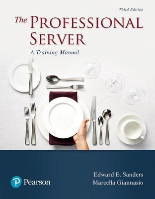Professional Server, The: A Training Manual