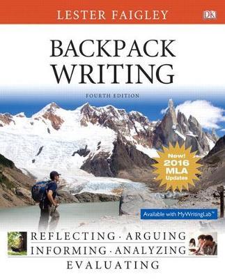 Backpack Writing, MLA Update Edition