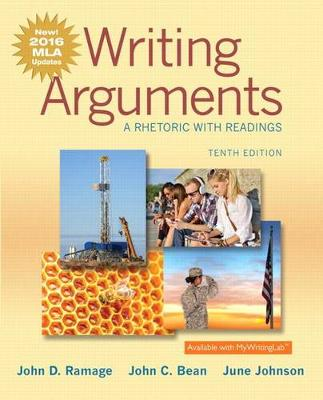 Writing Arguments: A Rhetoric with Readings