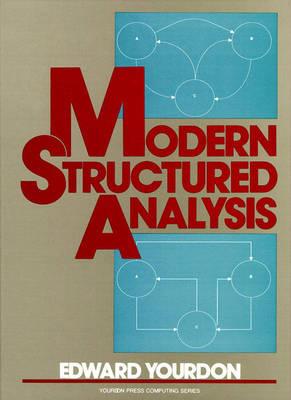 Modern Structured Analysis