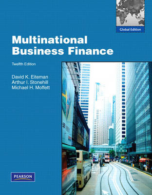 Multinational Business Finance: Global Edition