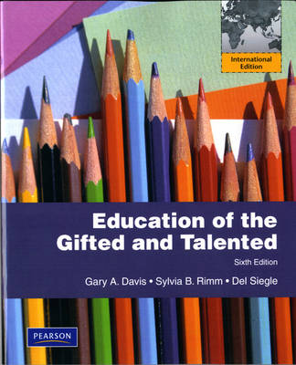 Education of the Gifted and Talented: International Edition