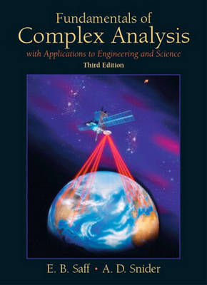 Fundamentals of Complex Analysis  with Applications to Engineering,  Science, and Mathematics