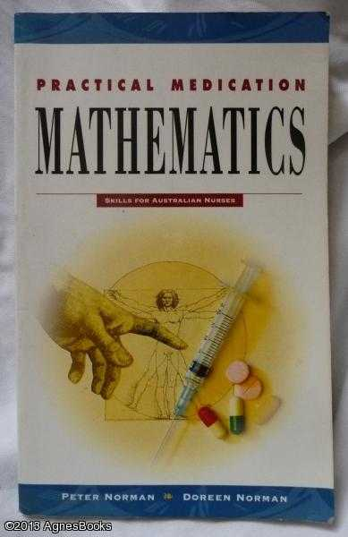 Practical Medication Mathematics: Skills for Australian Nurses
