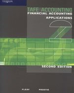 Tafe Accounting: Financial Accounting Applications 2