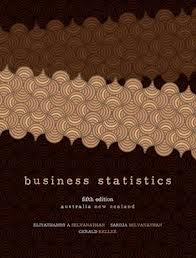 Australian Business Statistics: Student Solutions Manual: With Powerpoint Slides