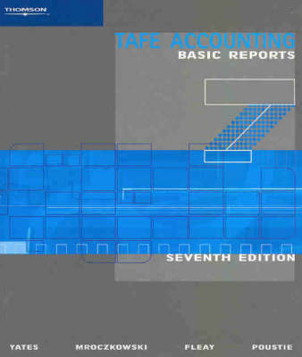 TAFE Accounting: Basic Reports