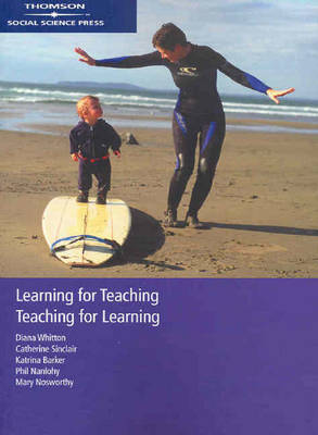 Learning for Teaching: Teaching for Learning