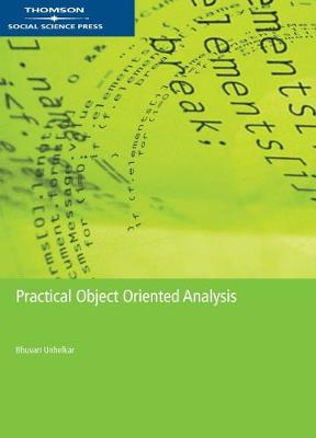 Practical Object Oriented Analysis