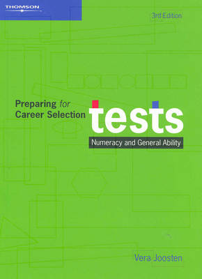 Preparing for Career Selection Tests: Numeracy and General Ability