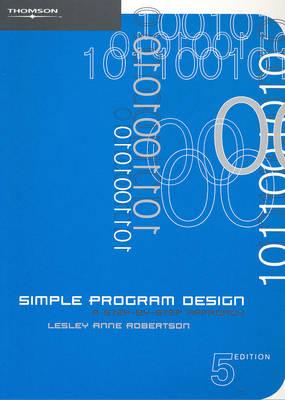 Simple Program Design