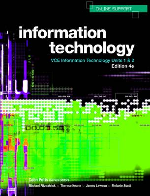 VCE Information Technology Units 1 and 2
