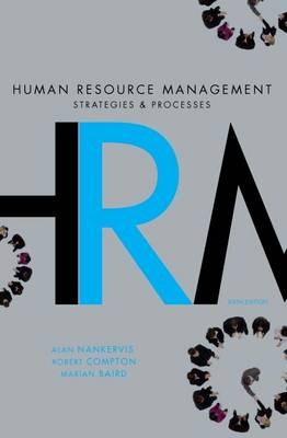 Human Resource Management: Strategies and Processes - Plus Workchoices Update
