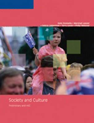 Society and Culture: Preliminary and HSC