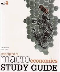 Principles Of Economics 4ed (text) + Principles Of     Macroeconomics Study Guide 4ed Value Pack
