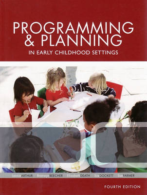 Bundle:Creating Effective Learning Environments + Programming and Planning in Early Childhood Settings with Student Resource Access 12 Months + Pocket Guide to APA Style