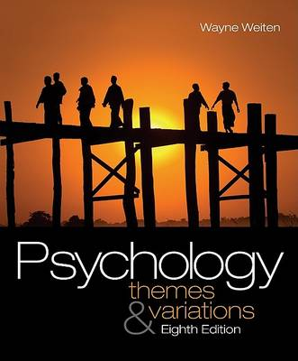 Bundle: Psychology : Themes and Variations + Psychology: Themes and Variations - CNOW and SearchMe Printed Access Card + PsykTrek 3.0 : A Multimedia Introduction to Psychology + Indigenous Identity in Contemporary Psychology : Dilemmas, Developments, Dire