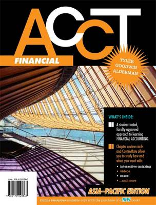 Bundle: Financial ACCT : Asia-Pacific Edition + Managerial ACCT : Asia-Pacific Edition
