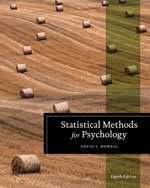 Bundle: Statistical Methods for Psychology + Research Methods + SPSS 20 : A Practical Guide