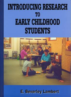 Introducing Research to Early Childhood Students