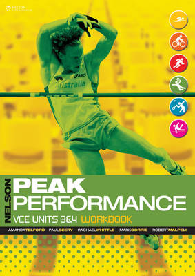 Nelson Peak Performance VCE Units 3 & 4