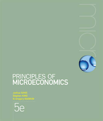 Principles of Microeconomics with Student Resource Access 6 Months