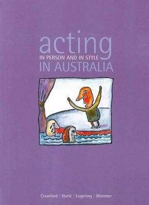 Acting in Person and Style in Australia