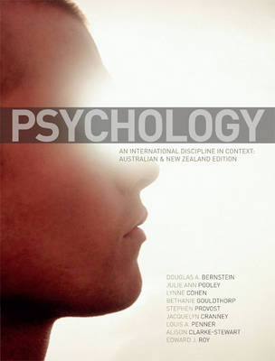 Psychology: An International Discipline in Context: Australian and New Zealand Edition