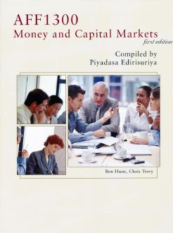 CP0788 - AFF1300 Money and Capital Markets