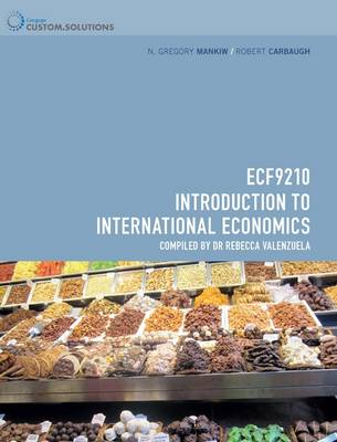 CP0820: ECF9210 - Introduction to International Economics