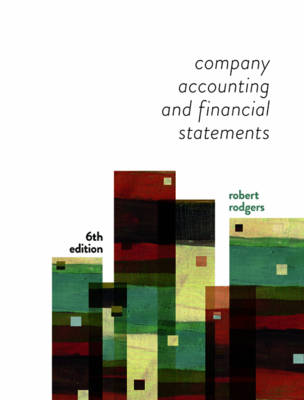 Company Accounting and Financial Statements: Australia New Zealand Edition