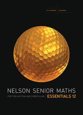 Nelson Senior Maths Ess 12